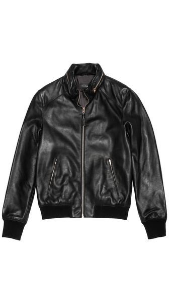 Mackage Nowell Leather Jacket