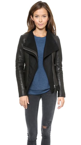 Mackage Armada Leather Jacket