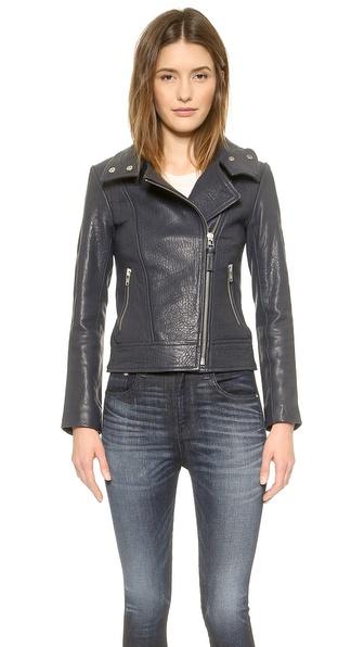 Mackage Lisa Leather Jacket