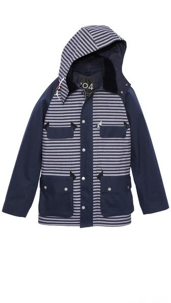 Mackintosh Anstruther Stripe Jacket