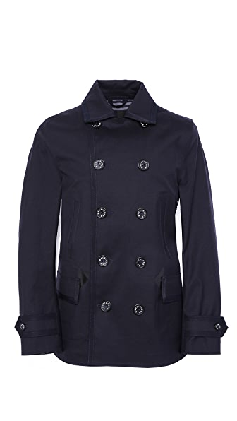 Mackintosh Novar Pea Coat