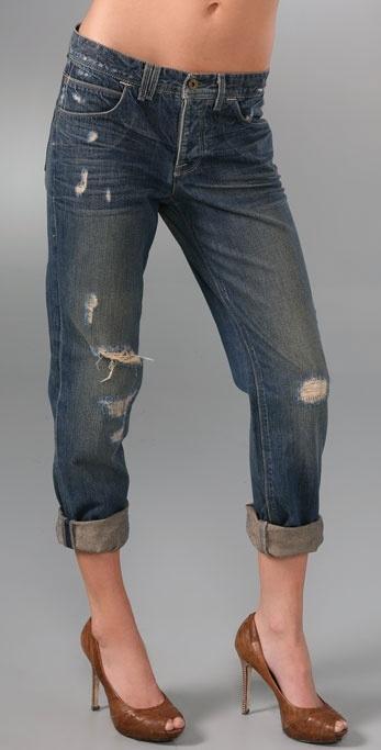 Madewell Ex Boyfriend Jeans