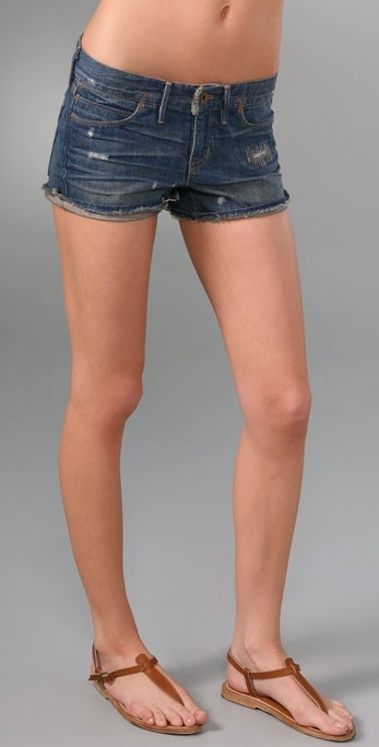 Madewell Switchyard Denim Shorts