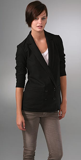 Madewell Midnight Blazer