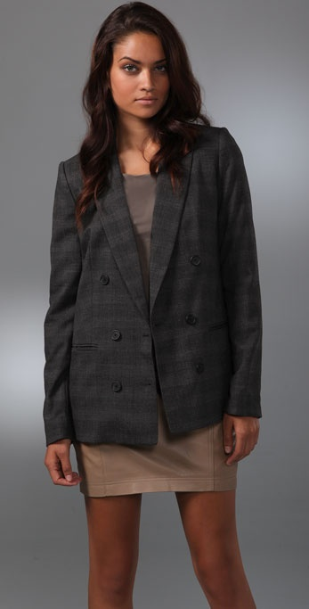 Madewell Adele Double Breasted Blazer