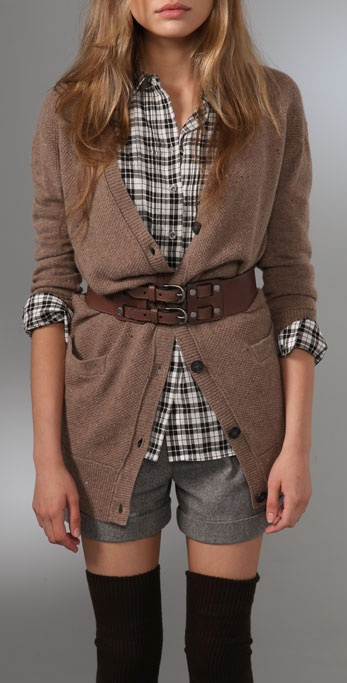 Madewell Double Lock Leather Belt