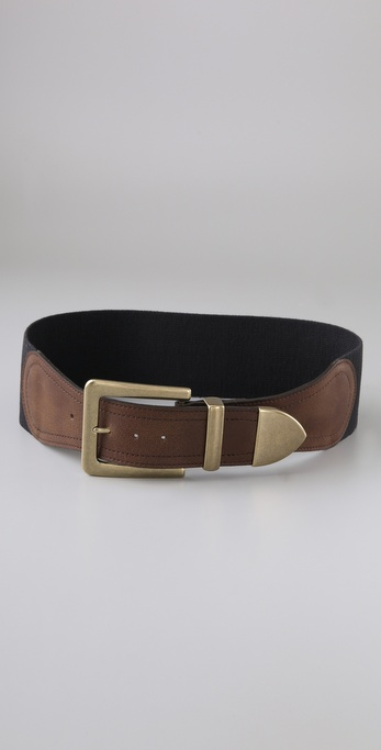 Madewell Wide Stretch Belt
