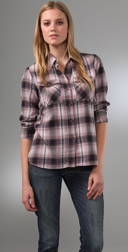 Madewell Ballard Boyshirt