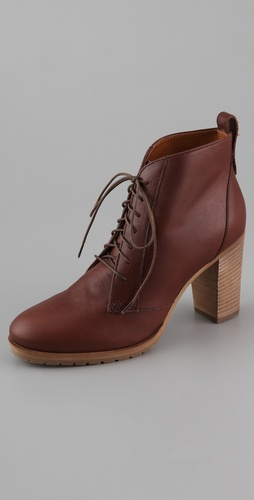Madewell The Prairie Booties
