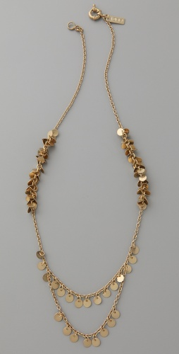 Madewell Wishing Well Necklace