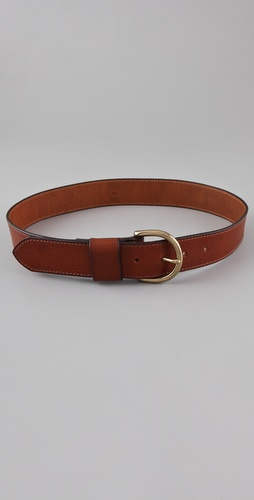 Madewell Perfect Leather Belt
