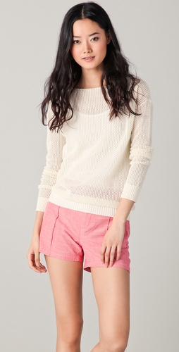 Madewell Carrington Pullover