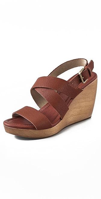 Madewell Bridgewalk Wedge Sandals