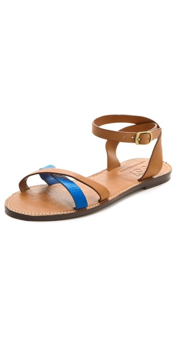 Madewell Jasper Flat Sandals