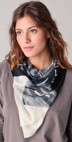 Madewell Hi Bye Scarf
