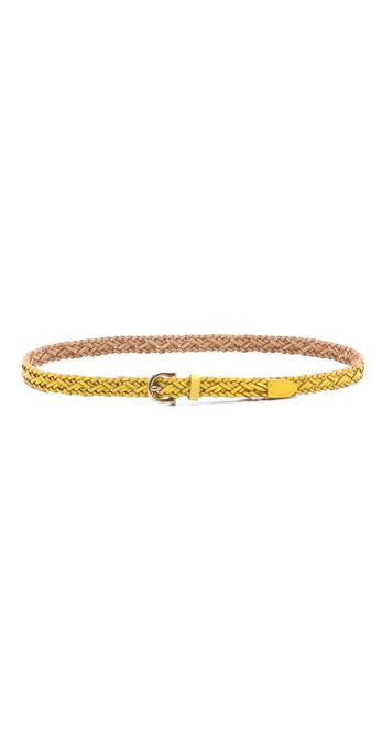 Madewell Victor Braided Belt