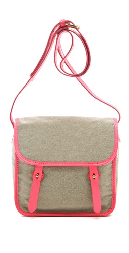 Madewell Canvas Territories Bag