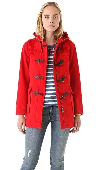 Madewell Luckley Duffle Coat