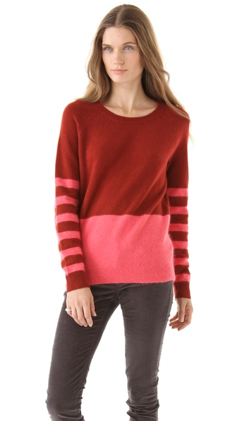 Madewell Jasper Mohair Mix Pullover