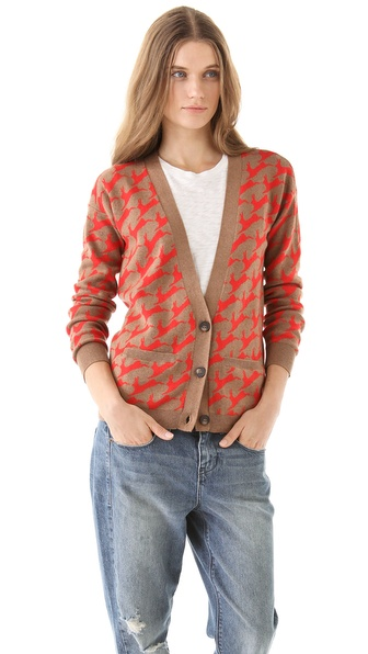 Madewell Hare Cardigan