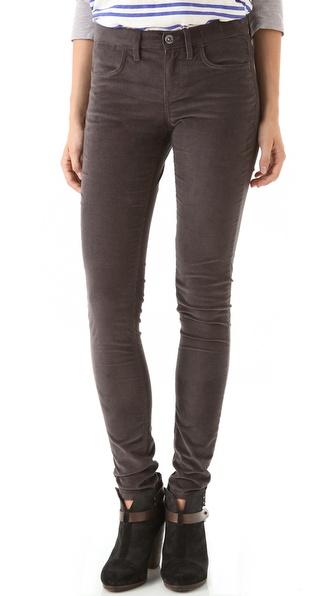 Madewell Skinny Skinny Corduroy Pants