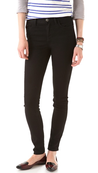 Madewell High Riser Jeans