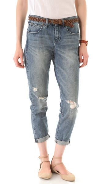 Madewell Boyfriend Jeans
