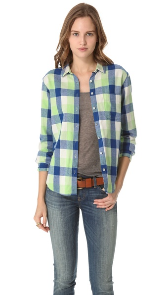 Madewell Ex Boyfriend Shirt