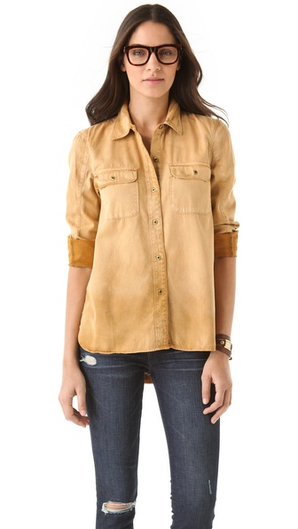 Madewell Westway Work Shirt