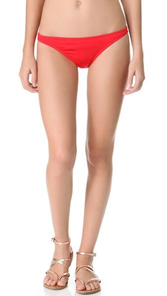 Madewell Solid Hipster Bikini Bottoms
