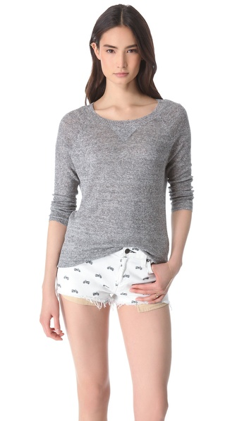 Madewell Marled Pullover
