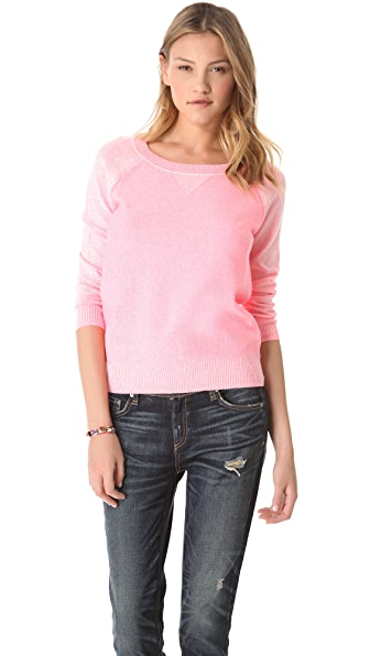Madewell Neon Pullover
