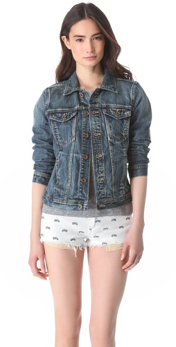 Madewell Classic Jean Jacket