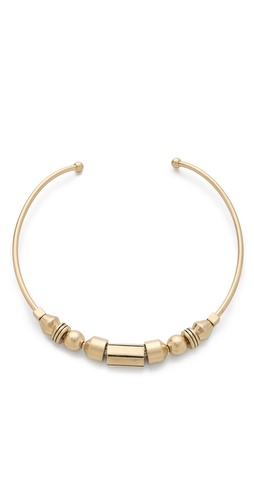 Shop Madewell Geo Collar Necklace and Madewell online - Accessories,Womens,Jewelry,Necklace, online Store