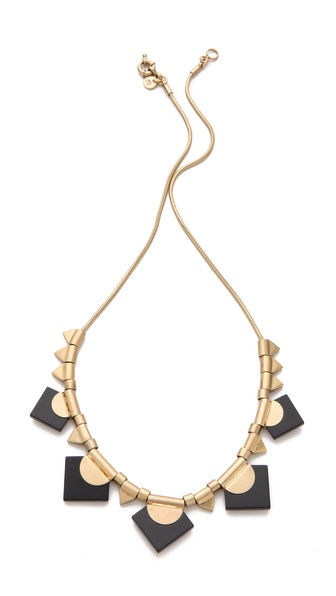 Madewell Fall Festival Necklace