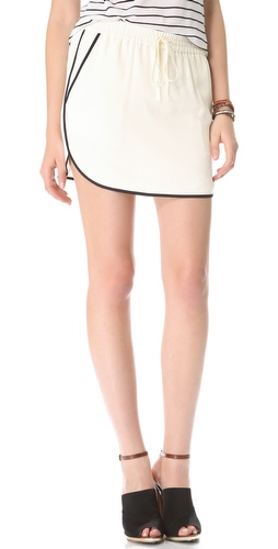 Madewell Boxing Skirt