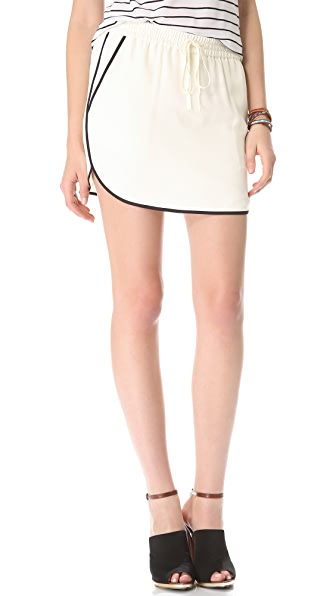 Madewell Boxing Skirt