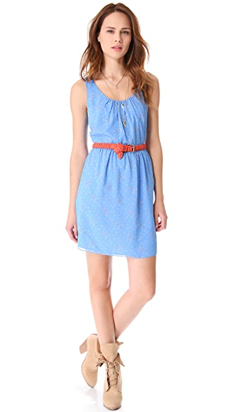 Madewell Abrielle Camisole Dress