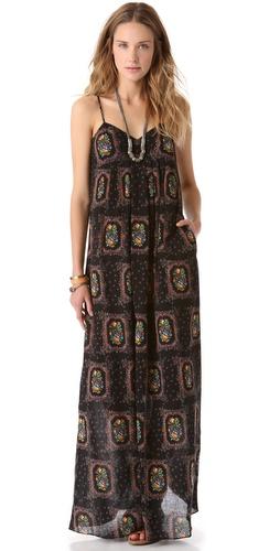 Madewell Sonoma Maxi Dress