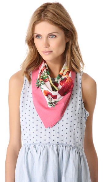 Madewell Fruit Jam Kerchief