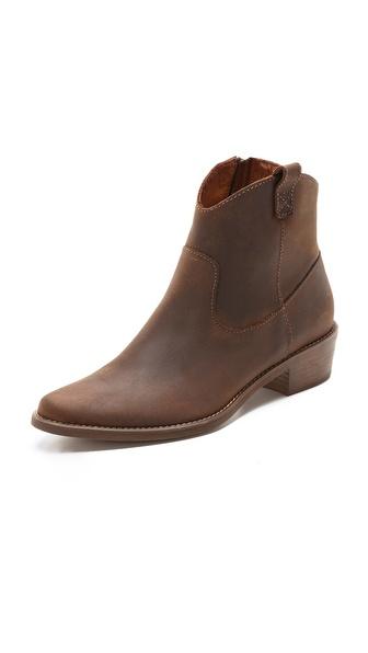 Madewell Barnwood Boots
