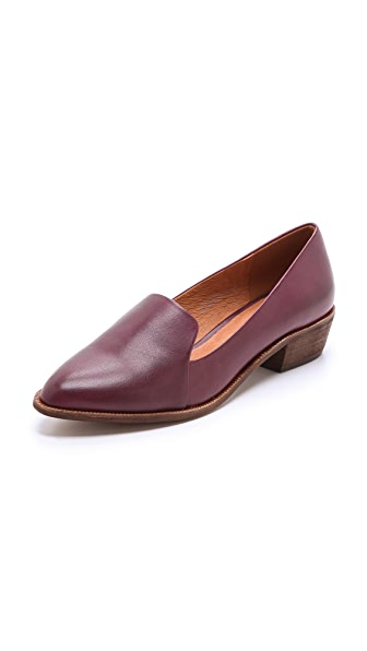Madewell Mini Heel Loafers