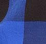 Blue/Black Plaid