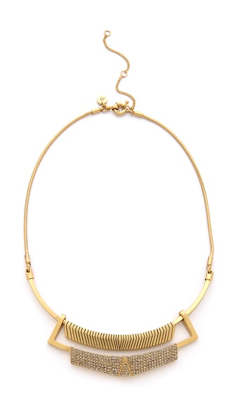 Madewell Double Collar Necklace