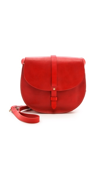 Madewell The Dylan Saddle Bag