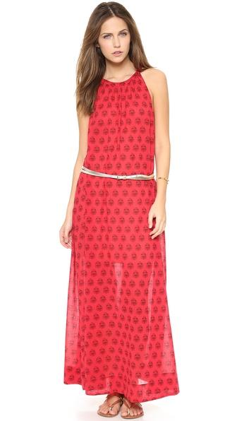Madewell Printed Belize Dress