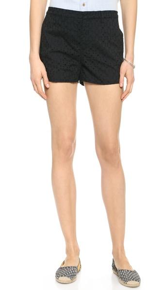 Madewell Eyelet Shorts