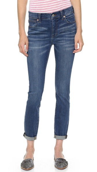 Madewell High Rise Skinny Jeans