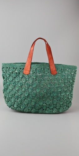 Mar Y Sol Valencia Oversized Tote