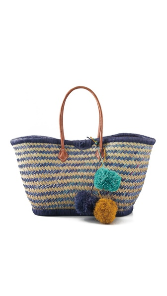 Mar Y Sol Baja Oversized Tote